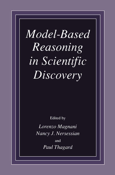 Model-Based Reasoning in Scientific Discovery - Coverbild