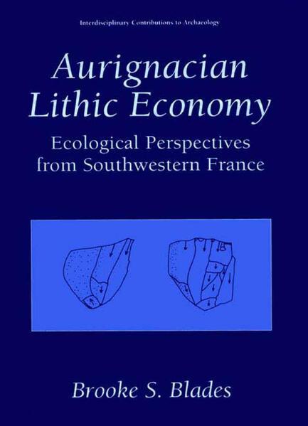 Aurignacian Lithic Economy - Coverbild