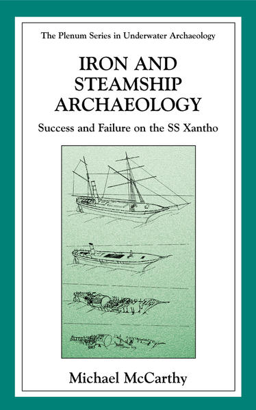 Iron and Steamship Archaeology - Coverbild