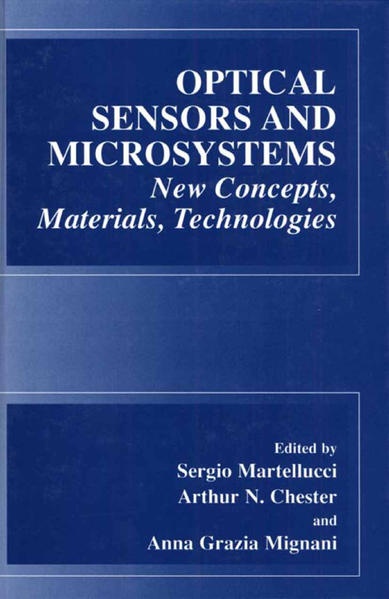 Optical Sensors and Microsystems - Coverbild