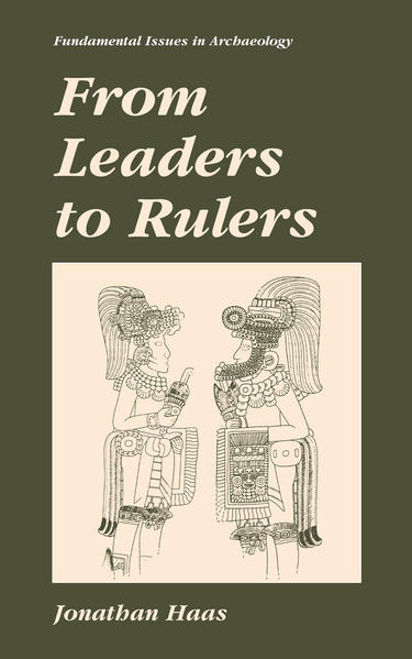 From Leaders to Rulers - Coverbild