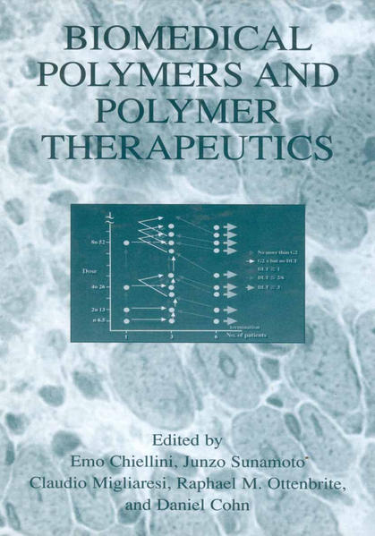 Biomedical Polymers and Polymer Therapeutics - Coverbild