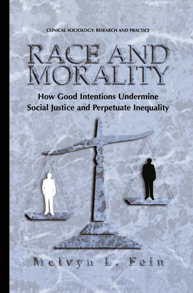 Race and Morality - Coverbild