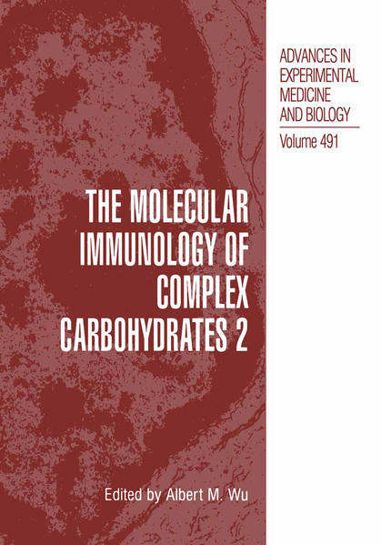 The Molecular Immunology of Complex Carbohydrates —2 - Coverbild