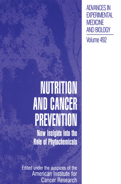Nutrition and Cancer Prevention - Coverbild