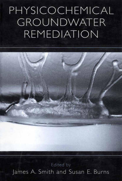 Physicochemical Groundwater Remediation - Coverbild