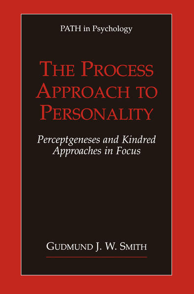 The Process Approach to Personality - Coverbild