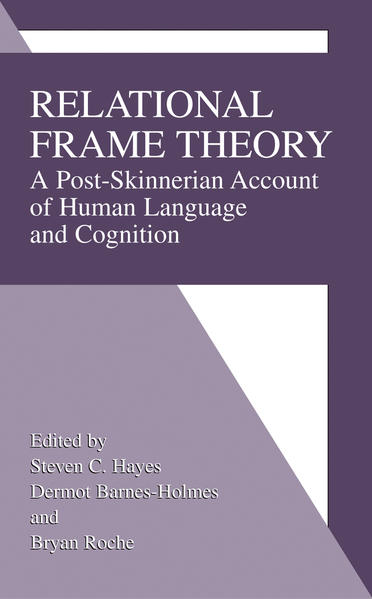 Relational Frame Theory - Coverbild