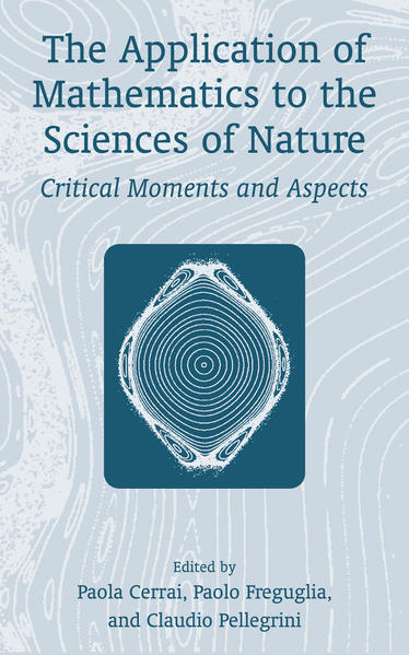 The Application of Mathematics to the Sciences of Nature - Coverbild