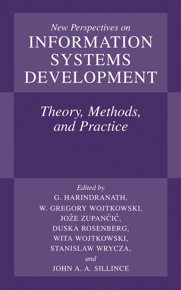New Perspectives on Information Systems Development - Coverbild
