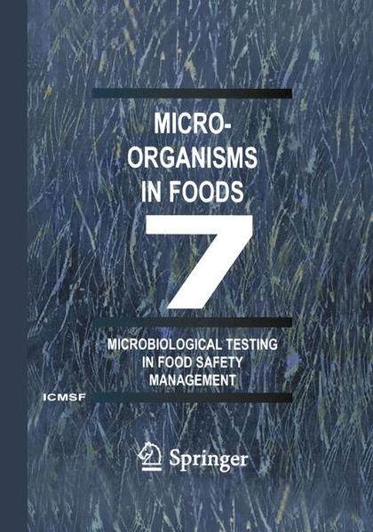 Microorganisms in Foods 7 - Coverbild