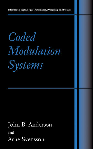 Coded Modulation Systems - Coverbild