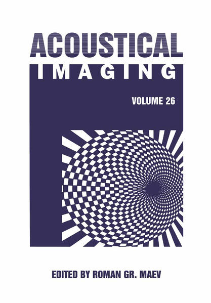 Acoustical Imaging - Coverbild