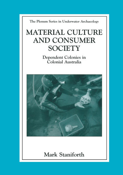 Material Culture and Consumer Society - Coverbild