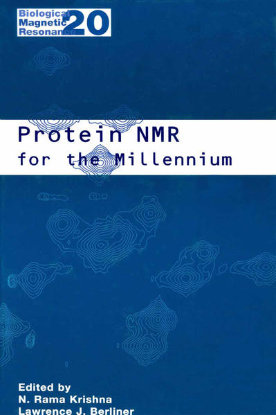 Protein NMR for the Millennium - Coverbild