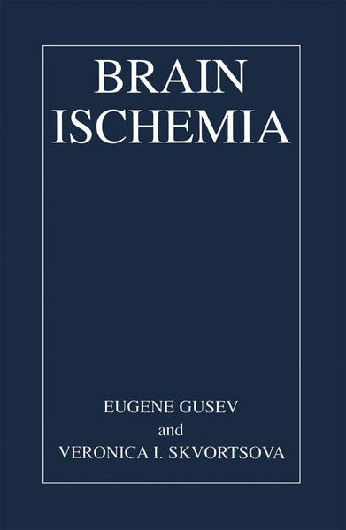 Brain Ischemia - Coverbild