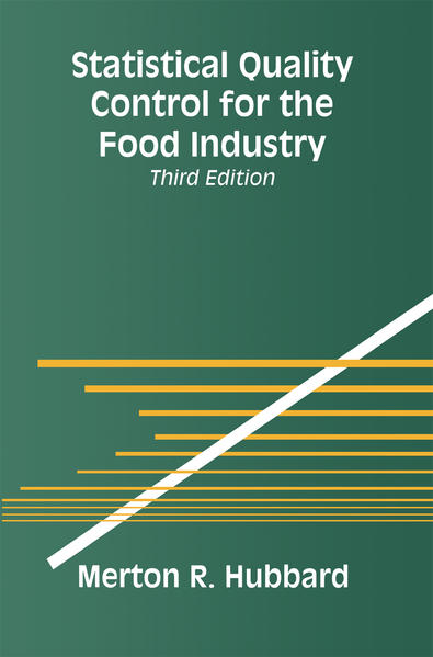 Statistical Quality Control for the Food Industry - Coverbild