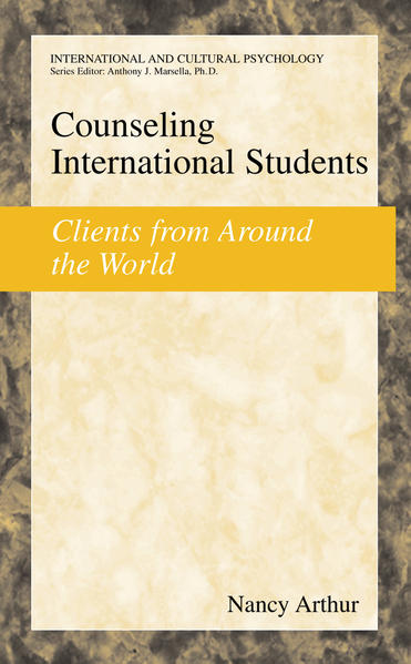 Counseling International Students - Coverbild