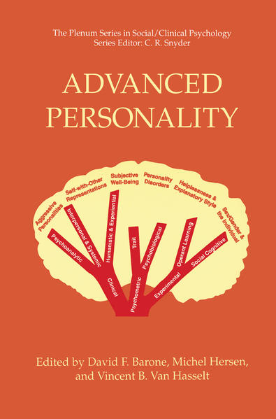 Advanced Personality - Coverbild
