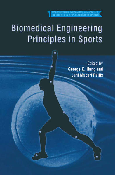 Biomedical Engineering Principles in Sports - Coverbild