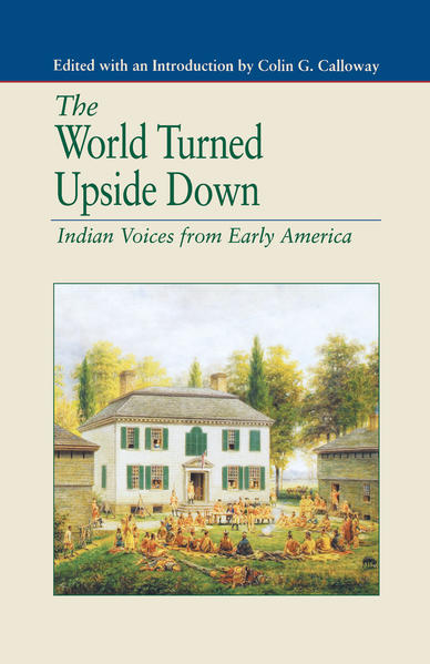 The World Turned Upside Down - Coverbild
