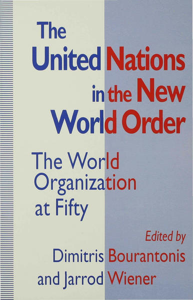 The United Nations in the New World Order - Coverbild