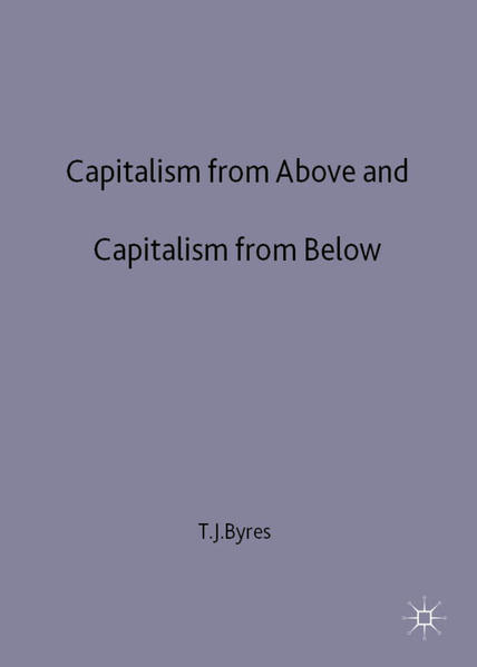 Capitalism from Above and Capitalism from Below - Coverbild