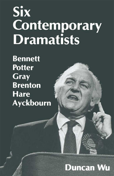Six Contemporary Dramatists - Coverbild