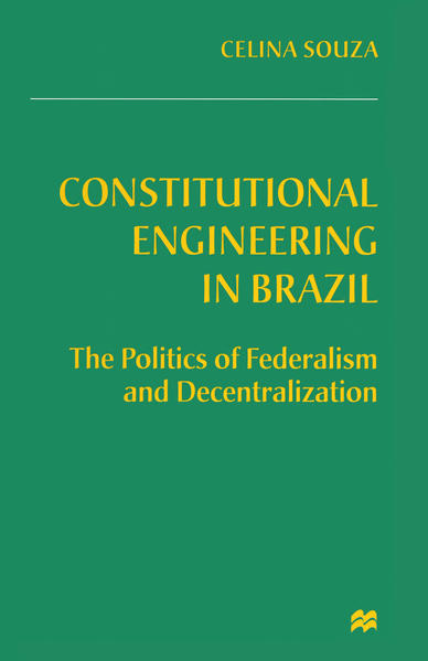 Constitutional Engineering in Brazil - Coverbild