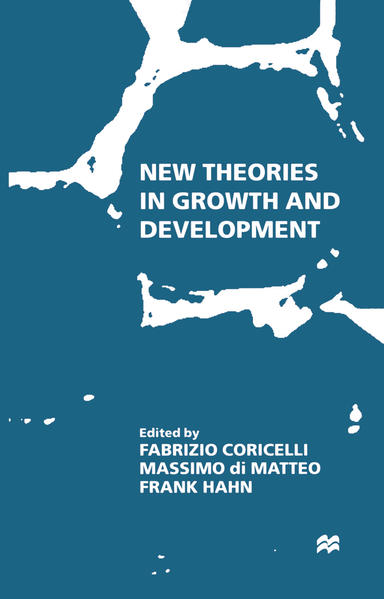 New Theories in Growth and Development - Coverbild