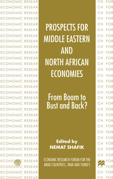 Prospects for Middle Eastern and North African Economies - Coverbild