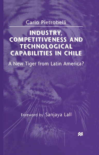 Industry, Competitiveness and Technological Capabilities in Chile - Coverbild