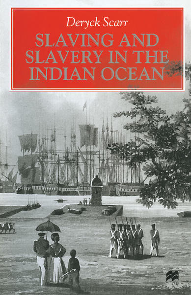 Slaving and Slavery in the Indian Ocean - Coverbild