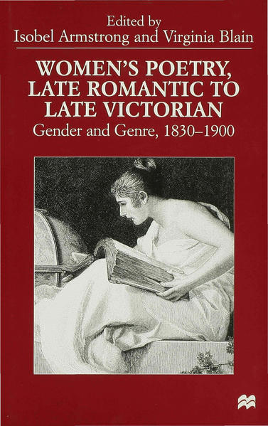 Women's Poetry, Late Romantic to Late Victorian - Coverbild