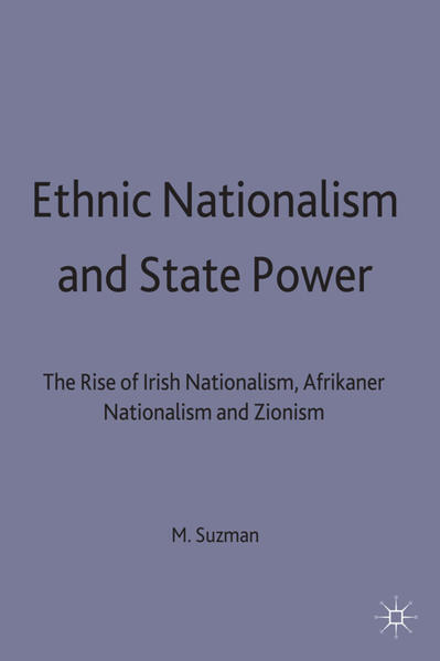 Ethnic Nationalism and State Power - Coverbild