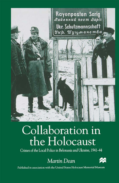 Collaboration in the Holocaust - Coverbild
