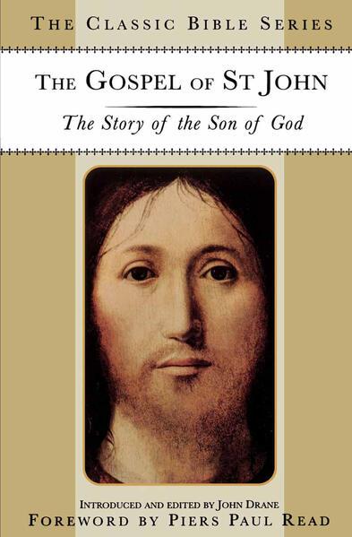 The Gospel of St. John - Coverbild