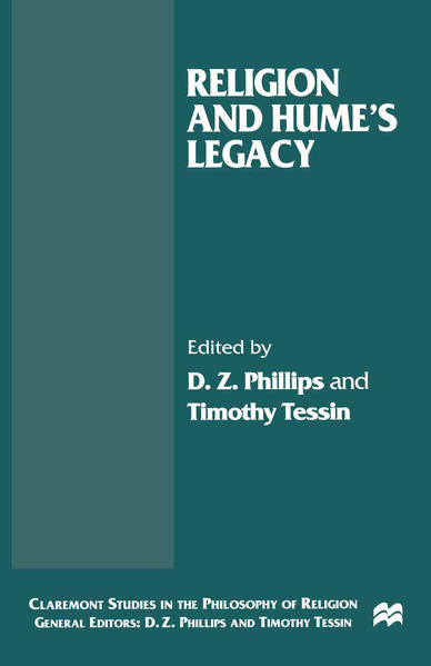 CSPR;Religion and Hume's Legacy - Coverbild