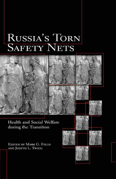 Russia's Torn Safety Nets - Coverbild