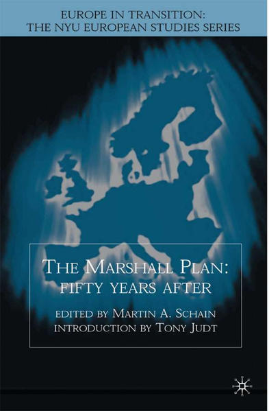 The Marshall Plan: Fifty Years After - Coverbild