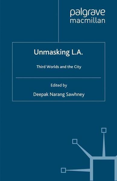 Unmasking L.A. - Coverbild