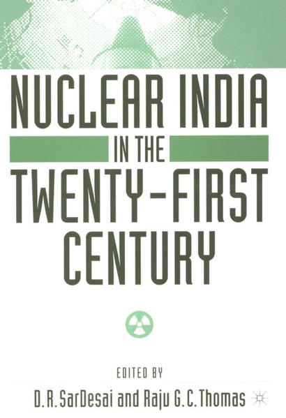 Nuclear India in the Twenty-First Century - Coverbild