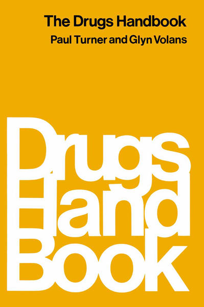 The Drugs Handbook - Coverbild