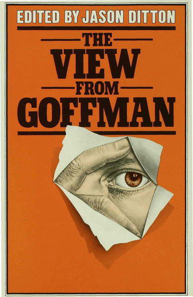 The View from Goffman - Coverbild