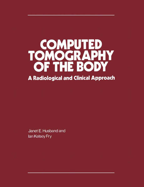Computed Tomography of the Body - Coverbild