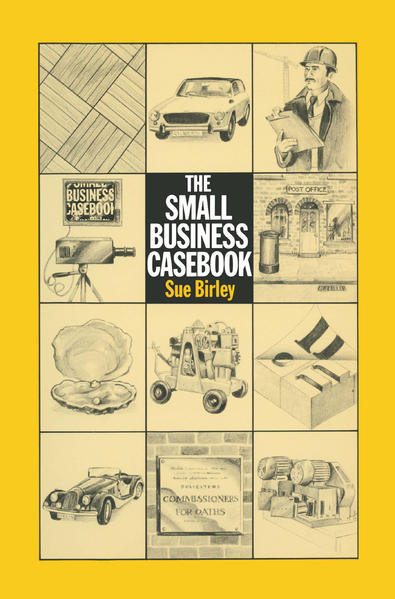 The Small Business Casebook - Coverbild