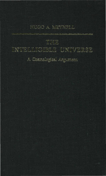 The Intelligible Universe - Coverbild