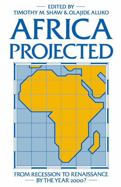 Africa Projected - Coverbild