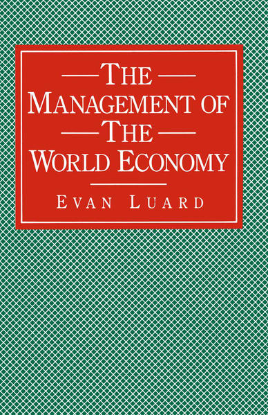 The Management of the World Economy - Coverbild