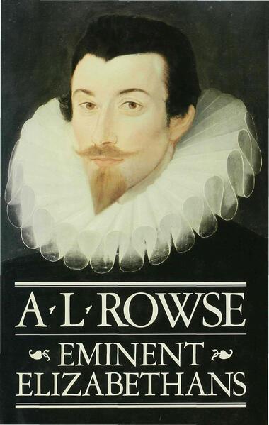 Eminent Elizabethans - Coverbild